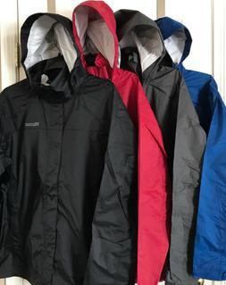 $100 NWT Mens Marmot Precip Hooded Packable Waterproof Rain