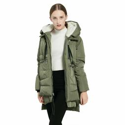 2019 Orolay Women's Thickened Down Jacket  NEW (XXLarge