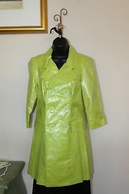 3 Sisters Jacket Clothing S   Women's Rain Coat Made in USA