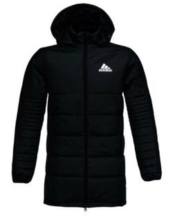 Adidas Men Tiro 17 Long Down Jumper Padded Jacket Winter Bla