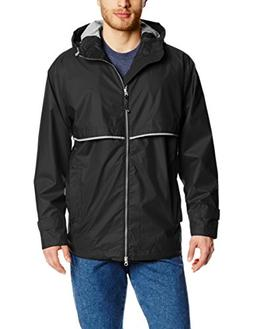 CHARLES RIVER MEN'S NEW ENGLANDER RAIN JACKET COAT- Priority