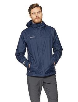 Columbia Men's Watertight II Front-Zip Hooded Rain Jacket,Co