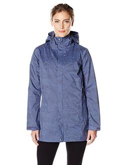 Columbia Women's Splash A Little Rain Jacket, Nocturnal Dott