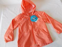 NWT Columbia ACCESS POINT JACKET Rain Coat PEACH Waterproof