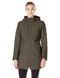 White Sierra Women's Sugarloaf Insulated Long Jacket, Dark S