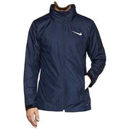 Nike Academy 18 Men's Rain Jacket Sz Small Obsidian