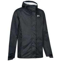 Under Armour Ace Men/'s Rain Jacket Leisure Jacket with Hood 1261123-001 New