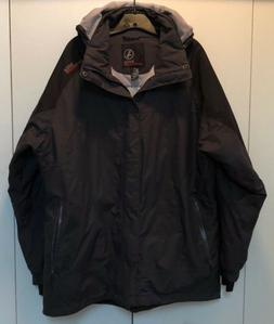 Aigle Actimum Ski winter rain Jacket Mens XXL Thermolite Lin