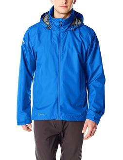 adidas Outdoor Men's 2 Layer Wandertag Solid Jacket