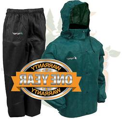 Frogg Toggs All Sport Rain Suit Jacket & Pants Gear Sports F