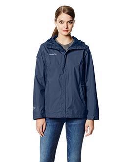 Columbia Women's Arcadia II Front Zip Omni-Tech Rain Jacket