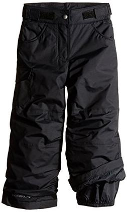 Columbia Big Girls' Starchaser Peak II Pant, Black, Large
