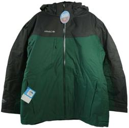 Columbia Men's Big Whirlibird Interchange Jacket, Wildwood G