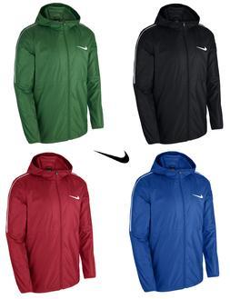 Boys Junior Lightweight Nike Rain Jacket Waterproof Coat Hoo