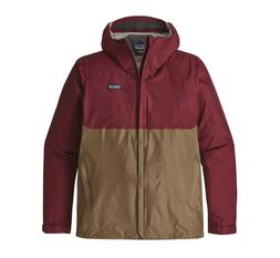 BRAND NEW Patagonia Torrentshell Rain Jacket Oxide Red Men's