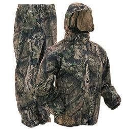 Camo Frogg Toggs  ~ All Sport Rain Suit ~ Mossy Oak Country
