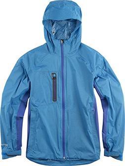 BURTON Men's Chaos Jacket, Blue Aster, Large