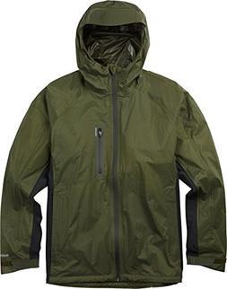 BURTON Men's Chaos Jacket, Olive Night, Large