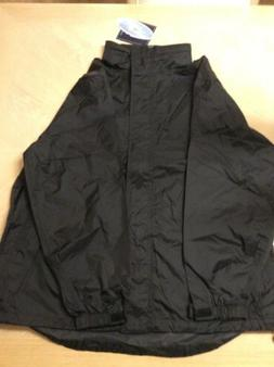 Charles River Adult Large Black Rain Jacket Lightweight