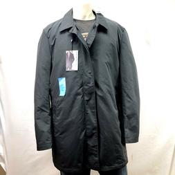 Nick Graham Classic Black Rain Jacket Overcoat City Jacket G