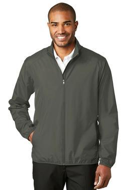 Clearance Mens Golf Rain Jacket Lightweight Full Zip Water W