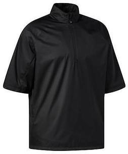 bd97b1251 Adidas Climastorm Provisional II Short Sleeve Golf Rain Jack