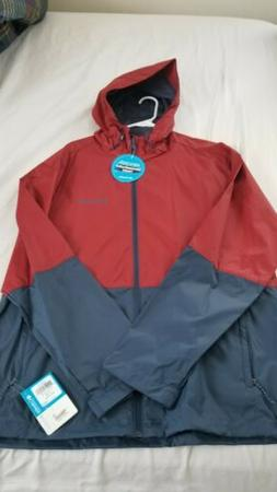 Columbia Outdoor Roan Mountain PACKABLE Rain Jacket RM3081-6