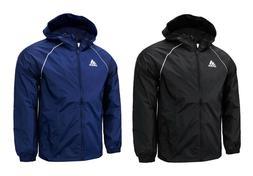 Adidas Core 18 Rain Jacket  Wind Break Hoodie Windbreaker Ho