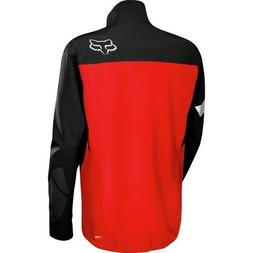 Fox Racing Downpour Pro Jacket - Men's Red/Black, L