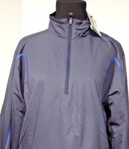 Nike Golf Dri Fit Men's Half Zip Jacket Water Resistant XS R