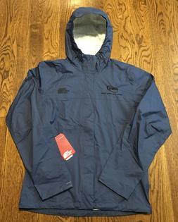 dryvent rain jacket mens large shady blue