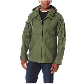 Alpha Industries Men's ECWCS W3X Shell Jacket, M Olive, XX-L