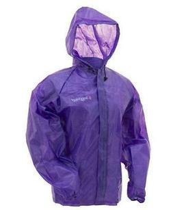 Frogg Toggs Emergency Rain Jacket, Women's, Size Large/Extra