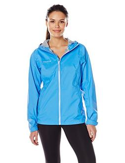 Columbia Womens Evaporation Jacket, Harbor Blue, Large