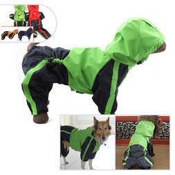 <font><b>Rain</b></font> Gear Raincoat For Dog <font><b>Rain