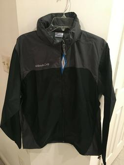 glennaker lake rain jacket mens sz m