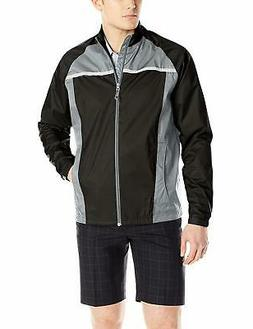 adidas Golf Men's Climastorm Essential Packable Rain Jacket