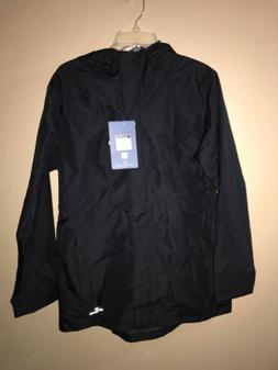 White Sierra Guide 2.5 Layer Rain Jacket Black Large $80
