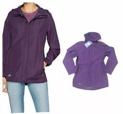 White Sierra Guide 2.5 Layer Jacket, Shadow Purple, Large