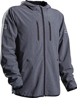 Fox Head Men's Register Jacket, Heather graphite, Medium