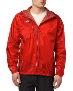 Outdoor Research Helium II Rain Jacket - Men's Red L