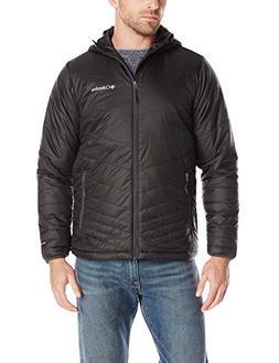 Wantdo Men's Hooded Mountain Waterproof Rain Jacket Windbrea