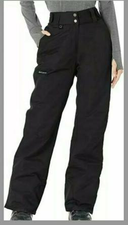 Arctix Women's Insulated Snow Pant, Black, 2X-Large/Regular
