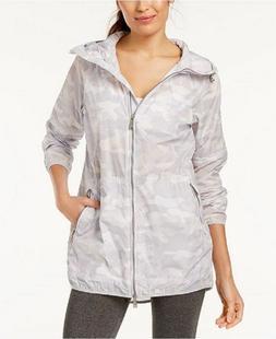 Jacket NWT Calvin Klein $129 XL White Performance Camo Packa