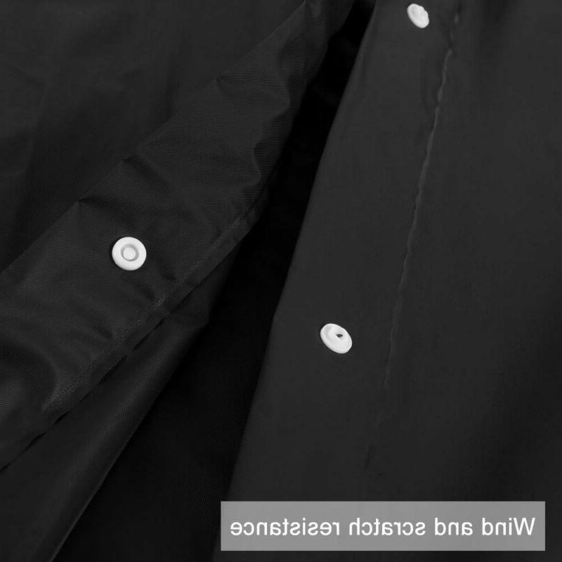 Waterproof Rain Coat Army