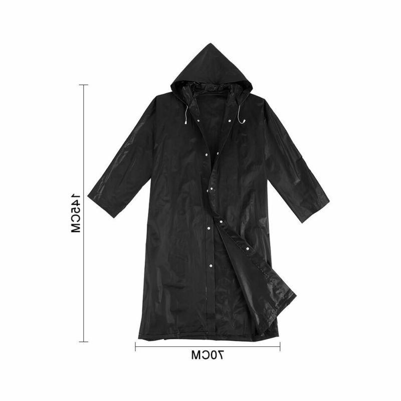 Rain Coat Poncho Army Rain Jacket Protection Bike