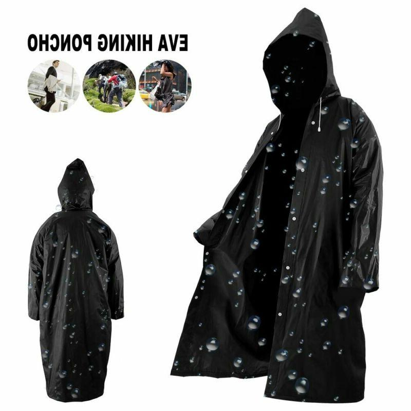 Waterproof Poncho Army Cover