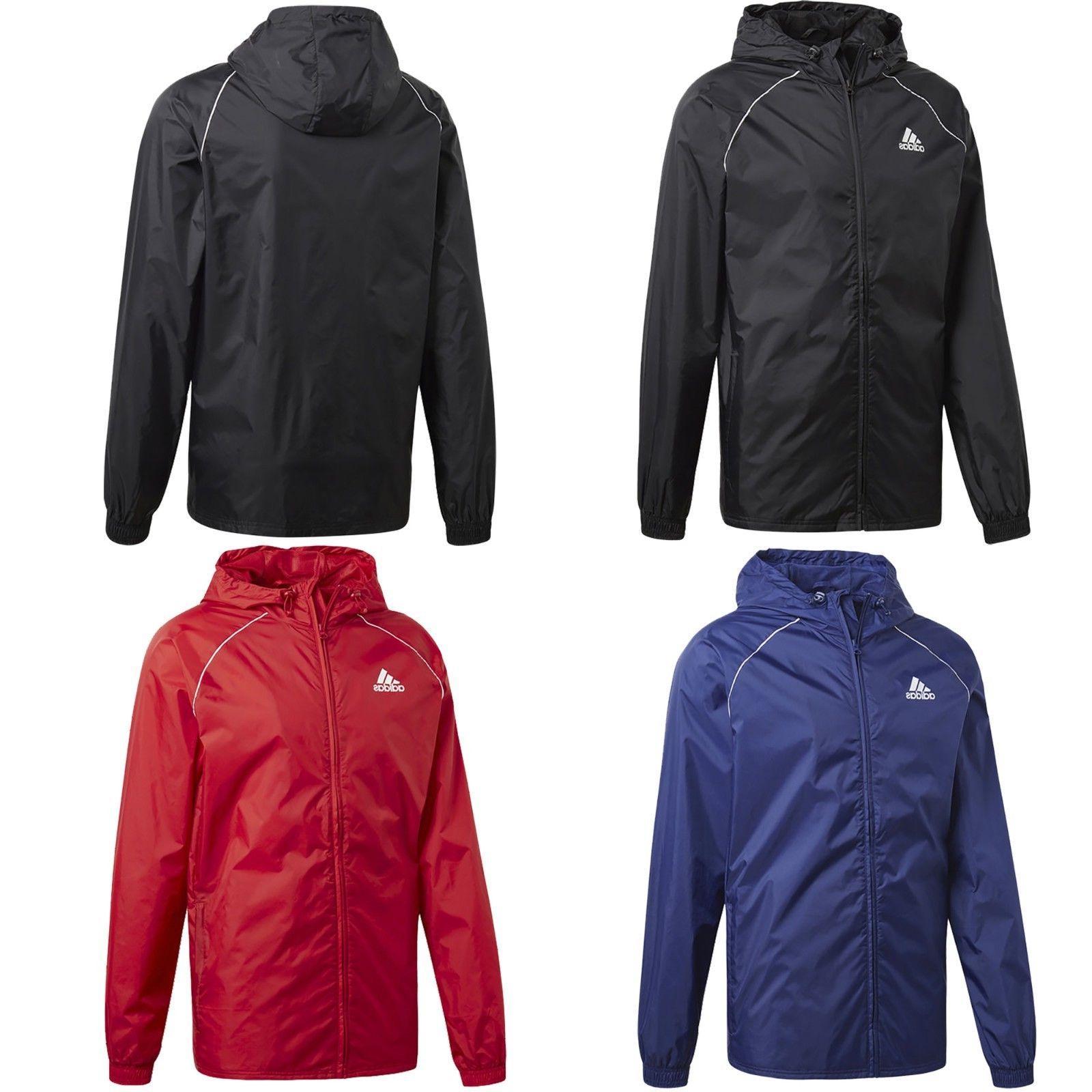 Adidas Rain Hooded Stopper