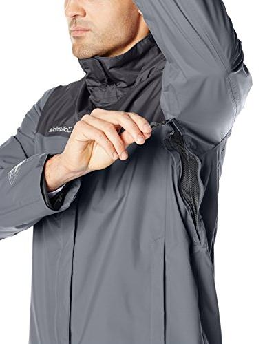 Columbia Waterproof Rain Jacket,