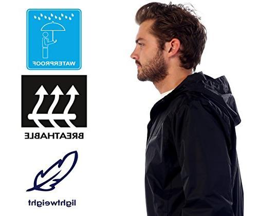 Gioberti Men's Jacket,